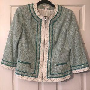 Gorgeous St John Size Small Jacket